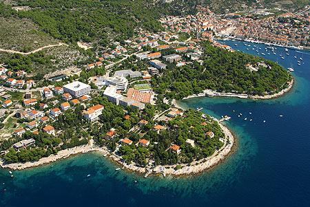 Hotel croatia isola di hvar croazia hotel croatia 2018 for Piani domestici su ordinazione arizona