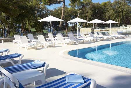 Hotel Pula Croazia Mezza Pensione