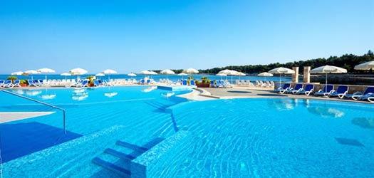 Appartamenti villaggio sol stella umago croazia for Soggiorno in croazia